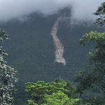 Daintree landslide